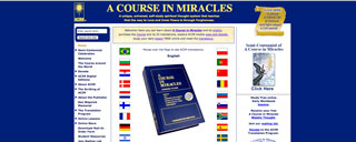A course in miracles website link