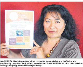 Wairarapa Midweek The Diaspora Way workshops